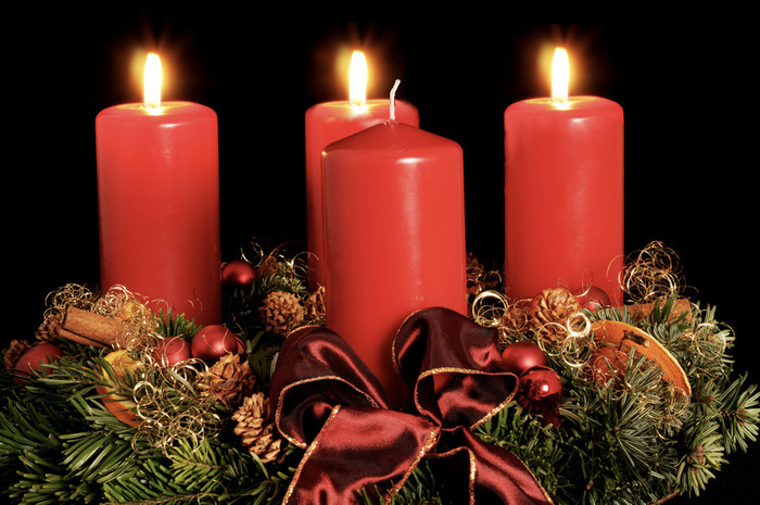 Advent Wreath 03
